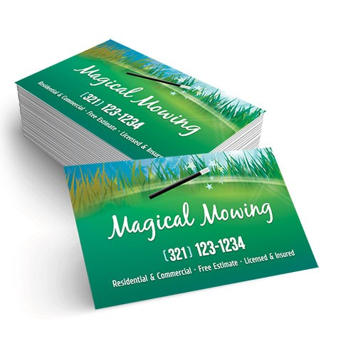 Full color printing 2x35 business card from only 1500 full 2x35 business card reheart Choice Image