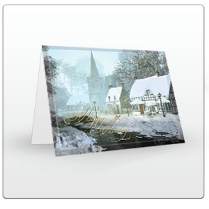 5x7 14PT Greeting Cards W UV FRONT