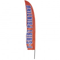 10ft Polyester Feather Flag
