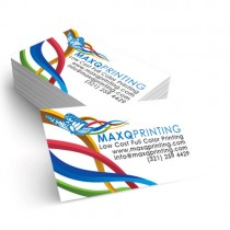 2x3.5 18PT C1S Business Cards With UV On Front