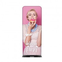 Fabric Tube Display 24x90