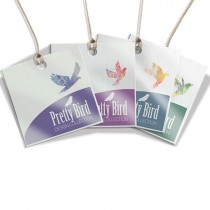 2x5 16PT Hang Tags With No Coating