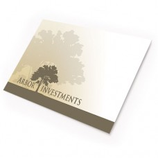 9 x 12 Full Color Envelope with bleed.