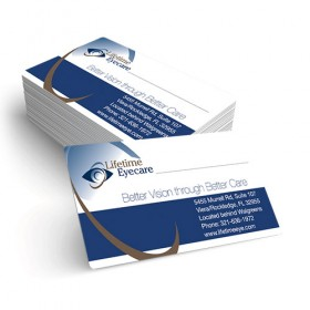 2x3.5 rounded corner business card