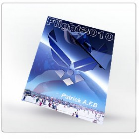 24x36 Posters on 100LB Gloss Book with AQ