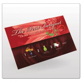 6x9 Full Color Silk Laminated Postcard