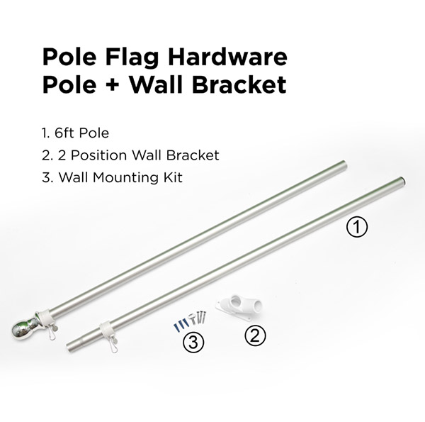 Pole Flag Hardware